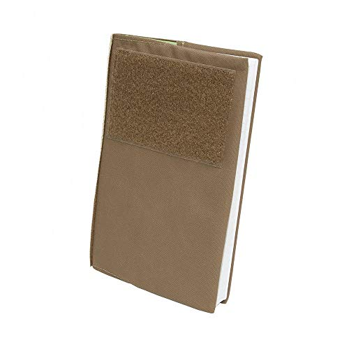 Army Book Sleeve Insert/Compatible with Our Larger Covers - Coyote Brown