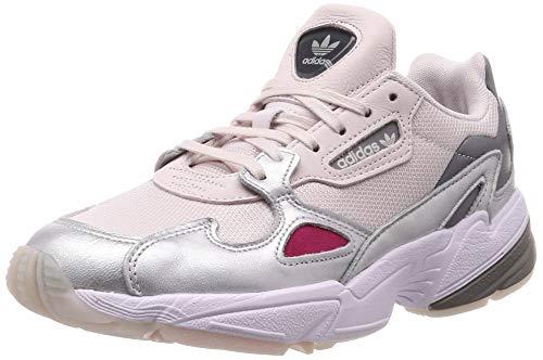 adidas Falcon W, Zapatillas de Deporte para Mujer, Multicolor (Tinorc/Tinorc/Plamet 000), 37 1/3 EU