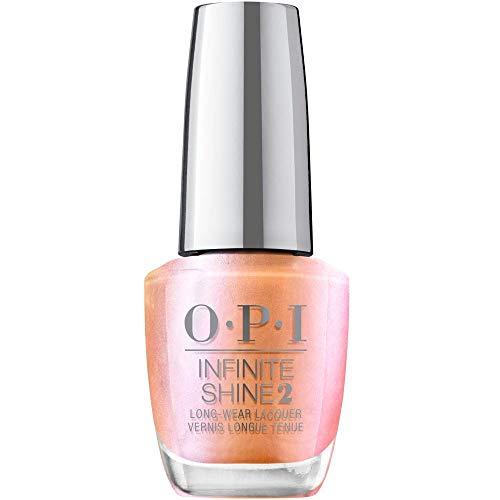 OPI Infinite Shine - Hidden Prism Limited Edition - Nagellack mit bis zu 11 Tagen Halt – Gel-Look & ultimativer Glanz - 15ml