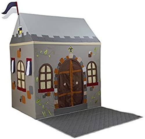 Dexton Toadi Castle Playhouse and Floor Quilt, Small by Dexton