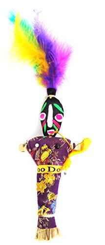 Griffin Trader Voodoo Doll Good Luck Power Money Health Prosper Revenge Spells Magic New Orleans