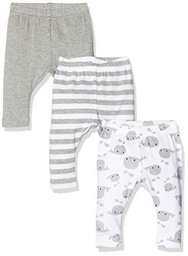 NAME IT Pantalones (Pack de 3) para Bebés