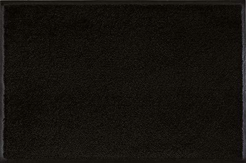 Wash+Dry - Alfombra Raven Black 50x75