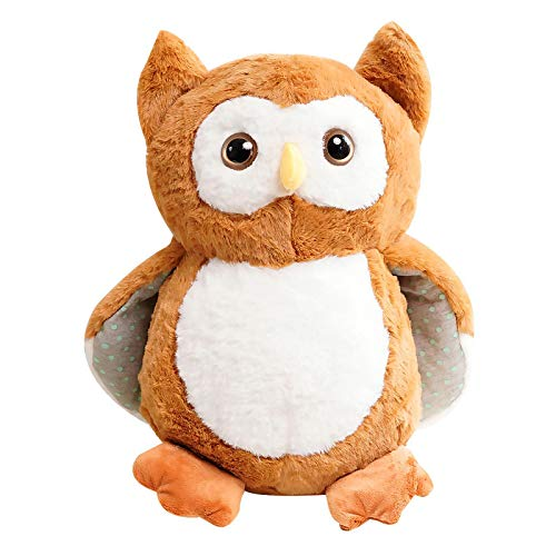 Plush Toys, Cute Owl Plush Toy Gifts, Children's Toys, Birthday Gifts, Christmas Gifts, Easter Gifts, Valentine's Day Gifts. 25/40cm,1pc 25CM Brown