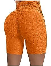 Briskorry Dam shorts sport yoga korta byxor sweatpants löpshorts träning gym yoga fitness yoga kompressionsbyxor stretch träning fitness joggingbyxor löpande tights