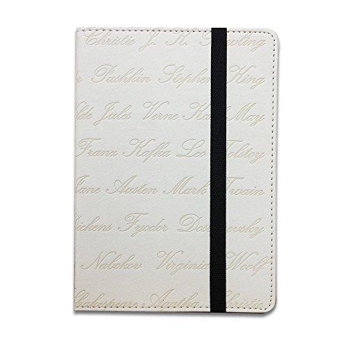 enjoy-unique Book Style PU Leder Schutzhülle für 6 Zoll Sony eBook-Reader Schutzhülle für Pocketbook/Kobo Nook/Tolino 6 Zoll eBook-Reader