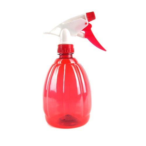 Gardeningwill Vaporisateur d'eau rouge transparent accessoire de jardin