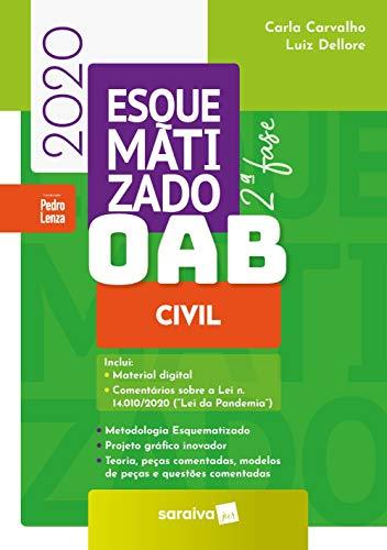 Esquematizado - OAB 2ª Fase - Civil