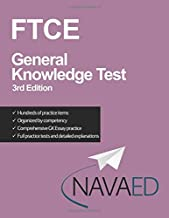 FTCE General Knowledge Test 3rd Edition