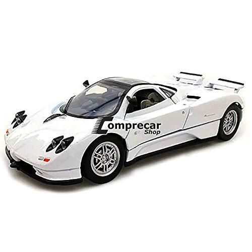 BBurago - 12023 - Voiture sans pile - Reproduction - Bugatti Eb 110 - échelle 1/18