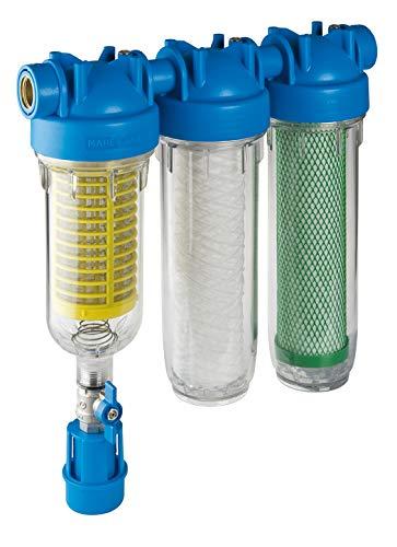 'Hydra Rain Master Trio RLH CB/EC 3/4Casa filtro de agua Brunnen filtro de agua Filtro