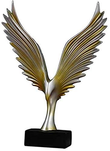 HYBUKDP Estatuas Obra de Arte Estatua de la Estatua de la Estatua de la Estatua de la Resina de la Estatua de la Resina de la Estatua de la Plataforma de la Plataforma de la Plataforma de Escritorio,