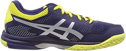 Asics Gel-Rocket 8, Zapatos de Voleibol Hombre, Azul (Indigo Blue/Silver 426), 46 EU