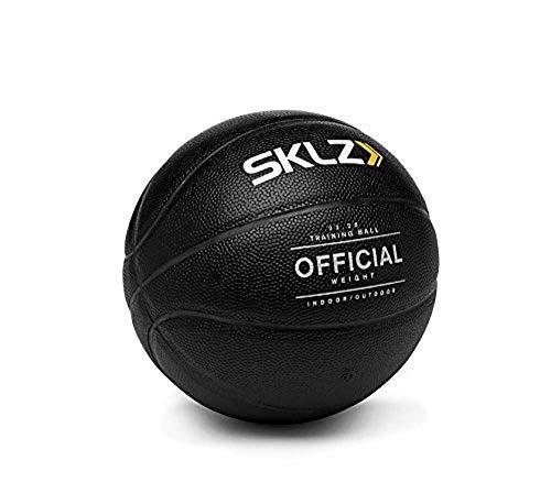 SKLZ Official Weight Control Basketball Basketballtrainer, Schwarz, One Size