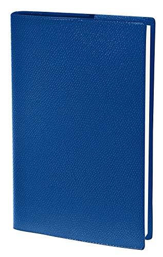 Quo Vadis - Agenda Semainier Universitaire Impala Bleu - Août 2021 à Août 2022-10 x 15 cm