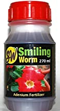 SW 270 ml NPK & Micro Nutrient Fertilizer for Adenium Obesum Desert Rose Plants. Very Economical Dilution. Promotes Strong Roots. Get it in 3-9 Business Days.