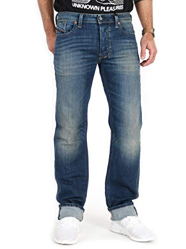 Diesel Regular Fit Jeans - Larkee 087AW, Größe:W34, Artikelnr.:Larkee 087AW, Schrittlänge:L32