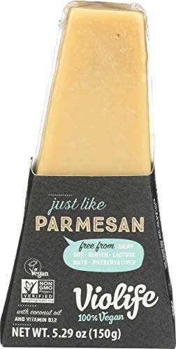 Violife, Wedge Just Like Parmesan, 5.29 Ounce