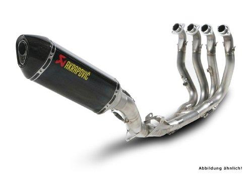 Akrapovic Impianto completo Carbonio Evolution Linea Aprilia RSV 4 / Tuono V4 Bj 09-14