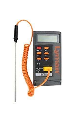 Lyman Lead Thermometer Digitales Bleithermometer, Mehrfarbig, Einheitsgröße