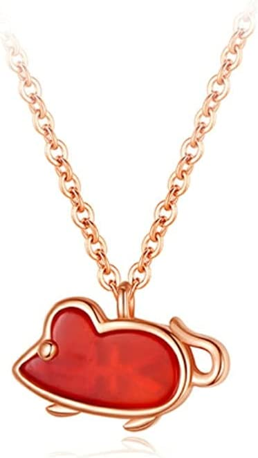 Pendant Necklaces Creative Styling, Implying a Double Harvest of Love and Wealth, Light Luxury Necklaces for Women, Necklaces Necklaces for Women