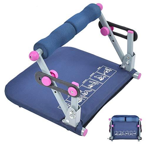 CUTULAMO Cómodo Ejercicio de Entrenamiento Muscular para Equipos de Fitness, para Fitness