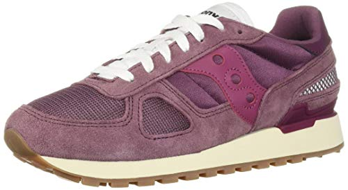 SAUCONY ORIGINALS S60424-SHADOW-ORIGINAL-VINTAGE-W Sneakers Donna 11-Viola 8½