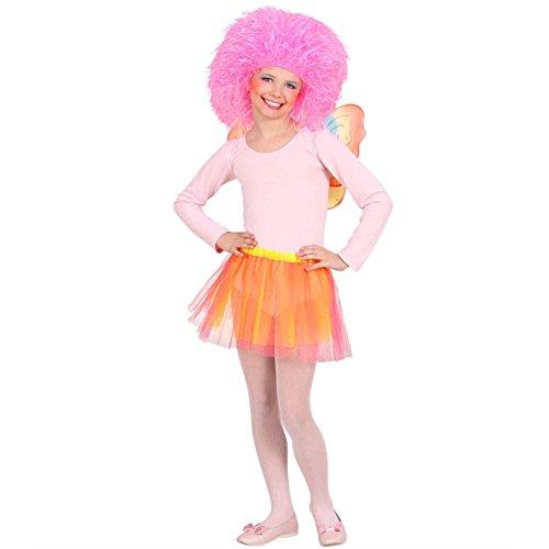 Amakando Disfraz infantil de hada de hada con tut, mariposa y elfo, disfraz para nia de fantasa, bailarina, tut