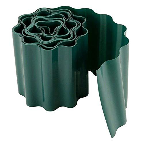 MEIJING 10/12/15 / 20cm Rasenrandzaun Wandrolle, Gartengrasrandrandzaun zum Schutz von Rasenrändern