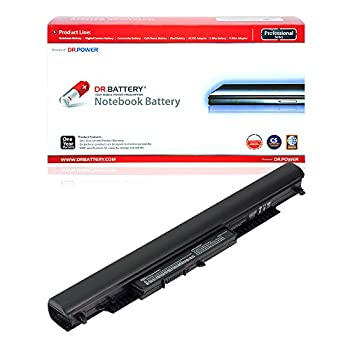 DR BATTERY Replacement Battery for HP Laptop Battery G5 Battery 807956-001 Laptop Battery HS03 Battery HP HS04 HP Notebook Battery 807957-001 807612-421 HSTNN-PB6S TPN-C126 [14.8V/2200mAh/33Wh]