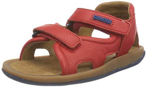 Camper Bicho FW Sandal, Red, 25 EU