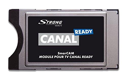 avis decodeur canal ready professionnel Puissant module de veille de chaîne PCMCIACI Smart TV pour cartes d'abonnement Canal + / PCMCIA -…