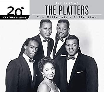 The Best Of The Platters 20th Century Masters The Millennium Collection