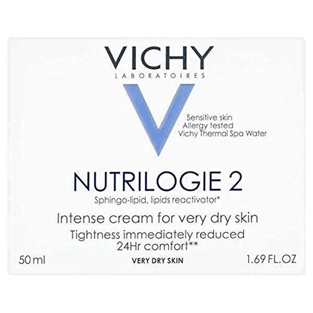 委任衣類クロール[Vichy ] 非常に乾燥肌の50ミリリットルのためのヴィシーNutrilogie 2強烈デイクリーム - Vichy Nutrilogie 2 Intense Day Cream for Very Dry Skin 50ml [並行輸入品]