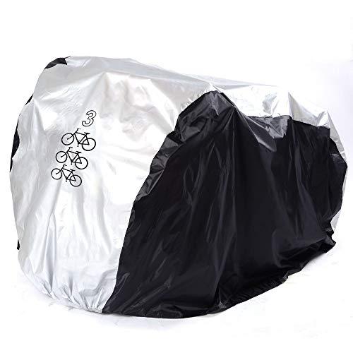 Romantische nacht 99 Bike Covers Bike Fiets Cover Multipurpose Regen Sneeuw Stof Alle Weer Protector Covers Waterdichte Bescherming Garage ####654