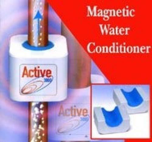 Acondicionador de Agua Magnético de Good Ideas, Activa 3000 (670) - Reduce Cal Build Up , Limpia Tuberías y Ahorra Dinero