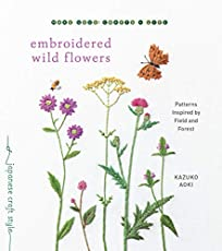 Image of Embroidered Wild Flowers:. Brand catalog list of Roost Books.