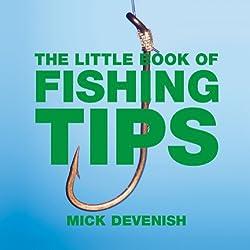 Anglers Fishing tip book