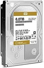 WD Gold 6TB Enterprise Class Hard Disk Drive - 7200 RPM Class SATA 6 Gb/s 128MB Cache 3.5 Inch - WD6002FRYZ
