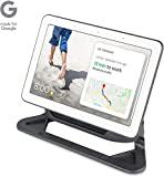 [Official Made for Google] Wasserstein Angle Stand Compatible with Google Nest Hub - Perfect Companion for Your Nest Hub (Grey)