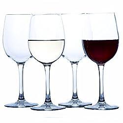 Savona Unbreakable Wine Glasses (Set of 4)