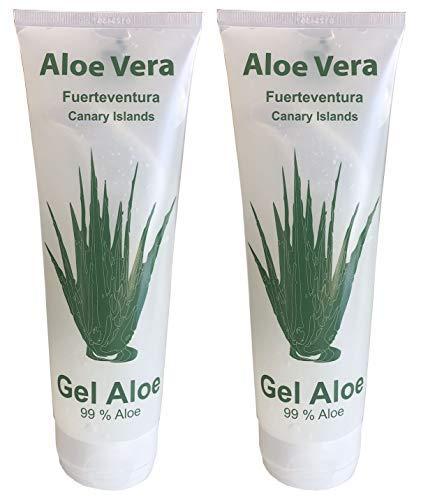 Vidaloe Aloe Vera Gel 99% 250ml x 2 Einheiten