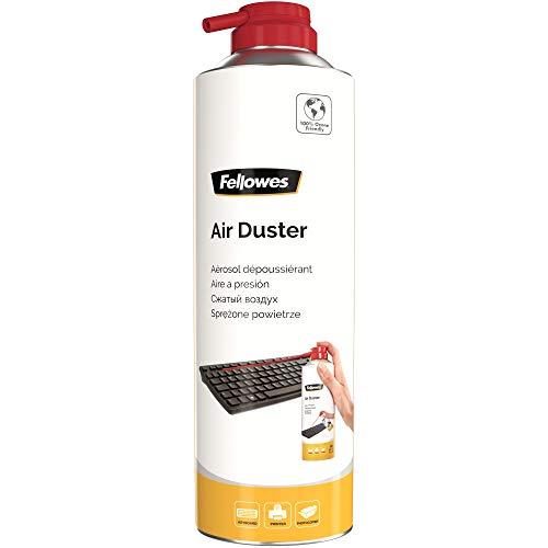 Fellowes 9977804 Limpiador de aire comprimido para limpieza de equipos