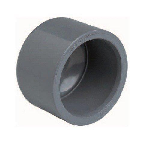 Liqui Pipe GmbH PVC capuchon klebek appe 32 mm Gris Manchon PN16 adhésives Capuchon/Bouchon PVC U