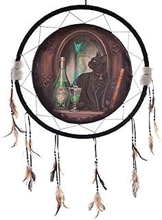 Decorative Lisa Parker Absinthe Cat Dreamcatcher Large DCPB04K
