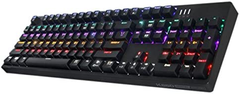 ABKO K660 OPTICAL Switch (Kailh) Mechanical Custom Keyboard Rainbow LED, Quick Swap, Full Water Resistance,...