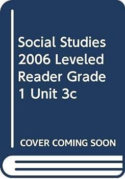 Paperback Social Studies 2006 Leveled Reader Grade 1 Unit 3c Book