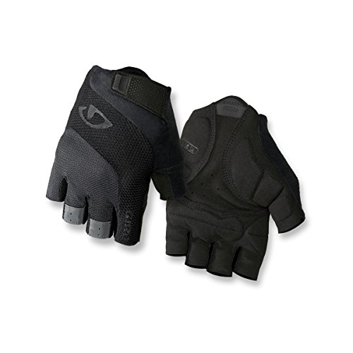 Giro Bravo Gel Glove (Black, Large)