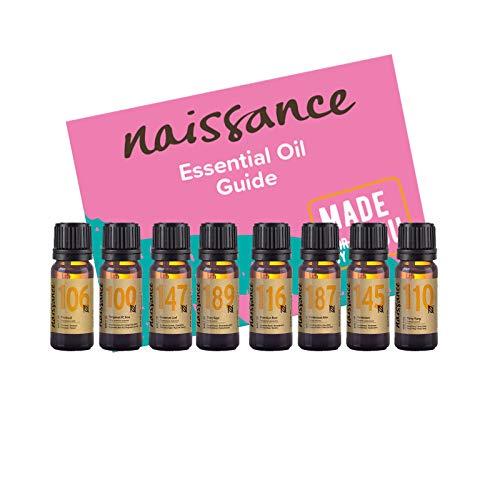 Naissance Top 8 beliebteste sinnliche und romantische ätherische Öle Set