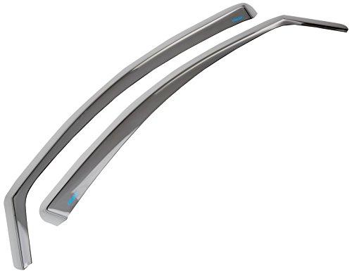 Déflecteurs latéraux compatible avec Nissan Qashqai 2007-2013 (aussi +2)